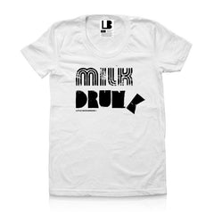 MILK DRUNK | WHITE BABY & KIDS TSHIRT