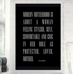 MODERN MOTHERHOOD | 11x17 WALL PRINT