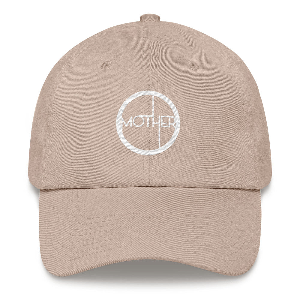 MOTHER CIRCLE© EMBROIDERED DAD HAT