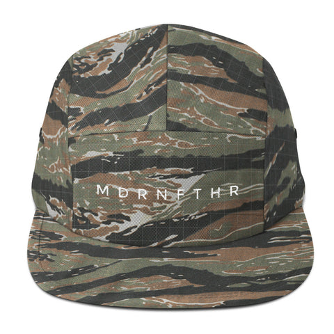 MDRNFTHR® LOGO EMBROIDERED FIVE PANEL CAP - VARIOUS COLORS