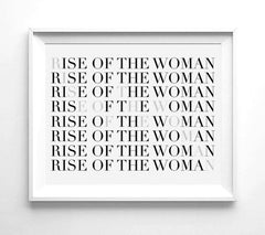 RISE OF THE WOMAN™ REPEAT AFTER ME WALL PRINT | 8.5X11