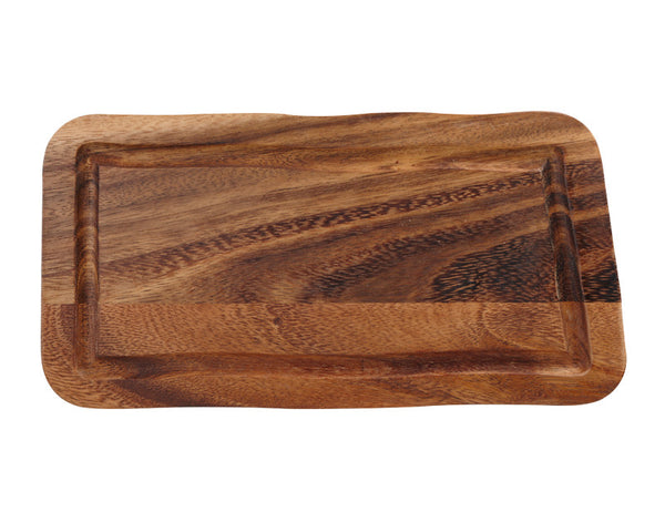 DPS Acacia Wood Boards with Groove 30x15cm