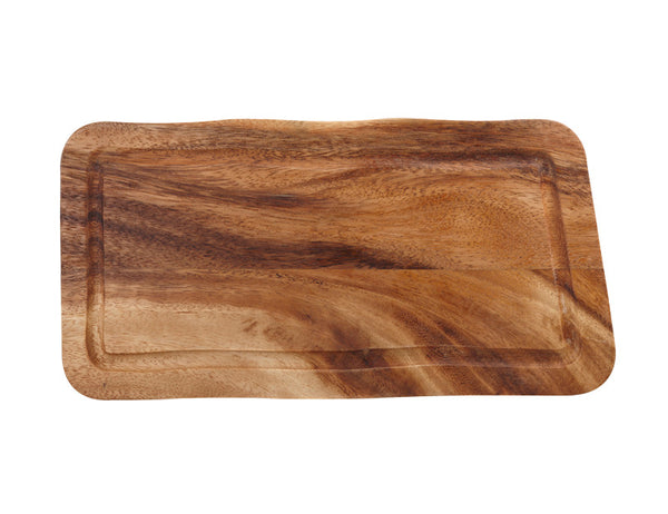 DPS Acacia Wood Boards with Groove 35x20cm