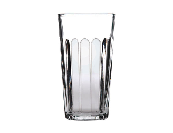 Durobor Paneled Cooler/Coffee Glass