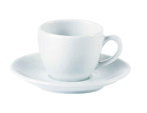 Porcelite Standard Bowl Shape Cup 9cl