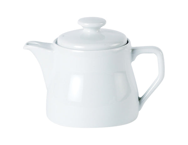 Porcelite Standard Traditional Style Tea Pot 46cl