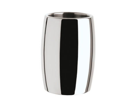 Sambonet Shera Stainless Steel Insulated Steel Wine Cooler 18cm
