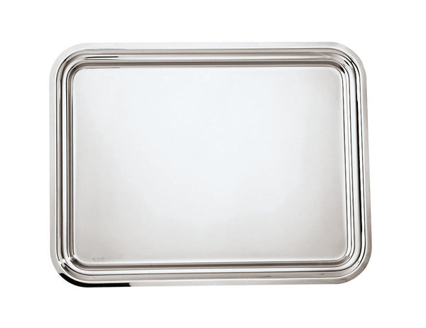 Sambonet Elite Stainless Steel Tray Oblong 35x30cm