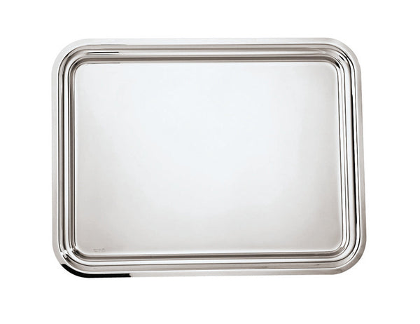 Sambonet Elite Stainless Steel Tray Oblong 65x50cm