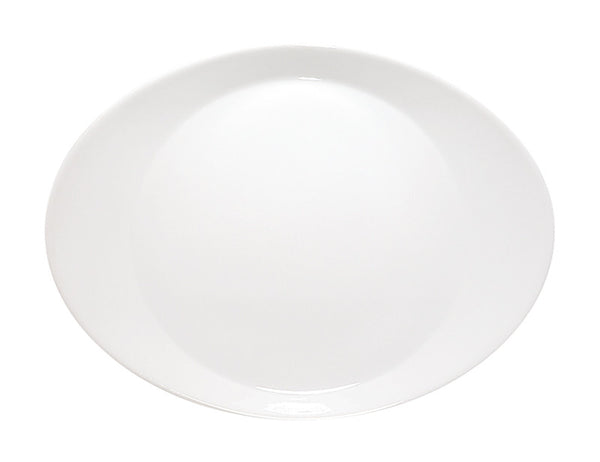 Schonwald Signature Oval Flat Plate 31cm