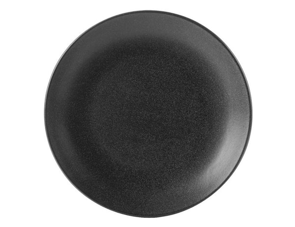 Porcelite Seasons Graphite Coupe Plate 28cm