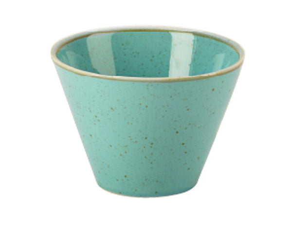 Porcelite Seasons Sea Spray Conic Bowl 40cl