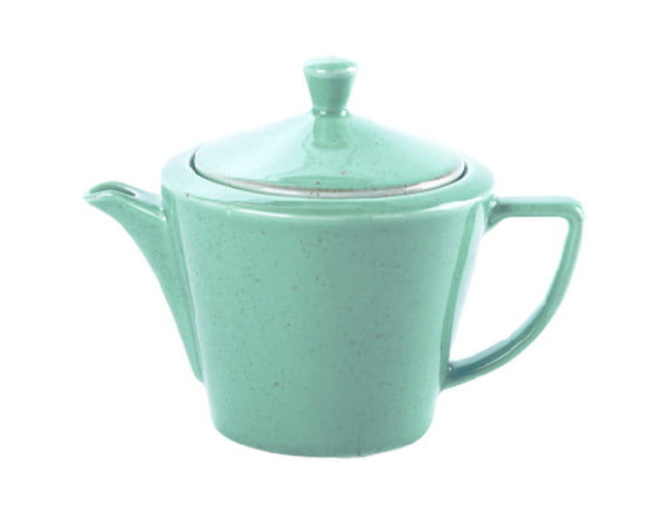 Porcelite Seasons Sea Spray Conic Tea Pot 50cl