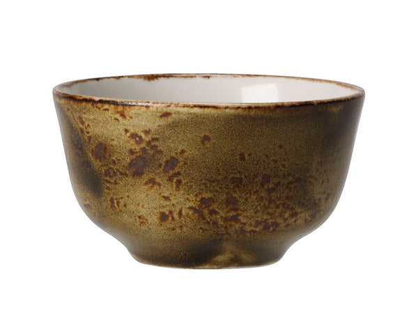 Steelite Craft Sugar Bowl Brown 18cl