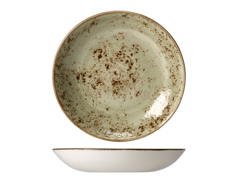 Steelite Craft Coupe Bowl Green 23cm