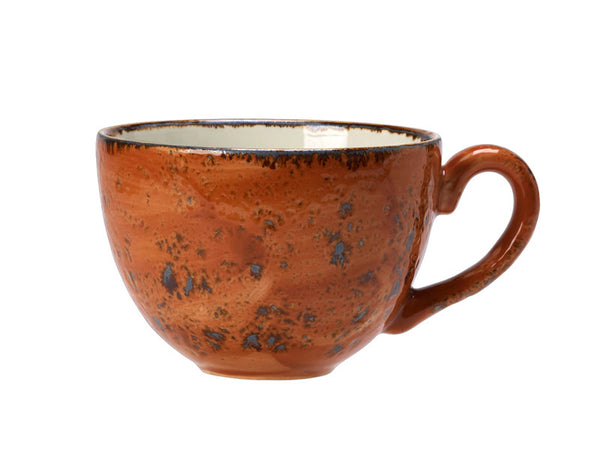 Steelite Craft Breakfast Cup Terracotta 12oz