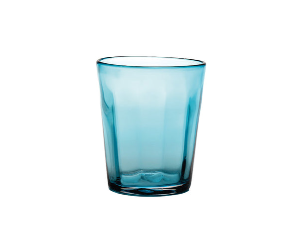 Zafferano Bei Tumbler Glass Sea Green 32cl