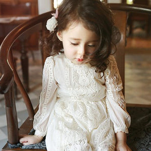 Finley Ornate Lace Dress