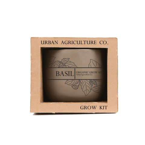 Basil Metro Grow Kit