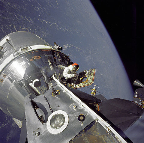 Apollo 9 Spacewalk