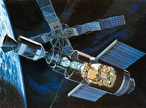 Skylab Diagram