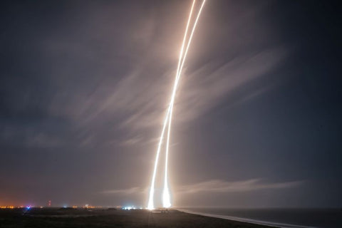 Falcon 9 Launch and Landing