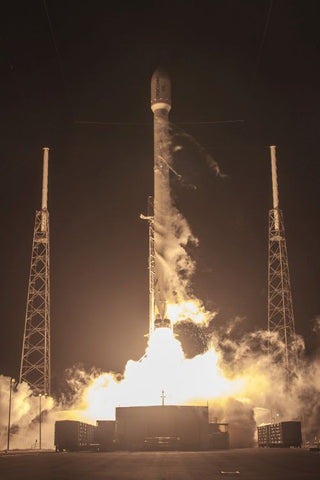 Falcon 9 Orbcomm 2 Launch II