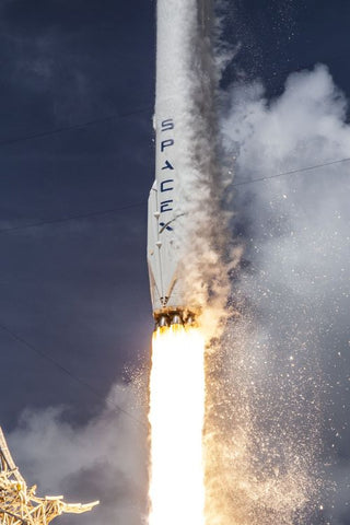 Falcon 9 Orbcomm 1 Launch