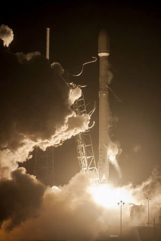 Falcon 9 Orbcomm 2 Launch III