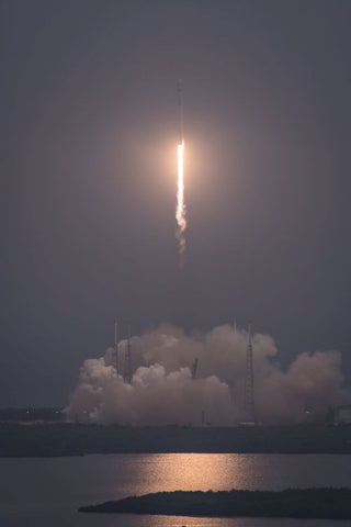 Falcon 9 Thales Launch