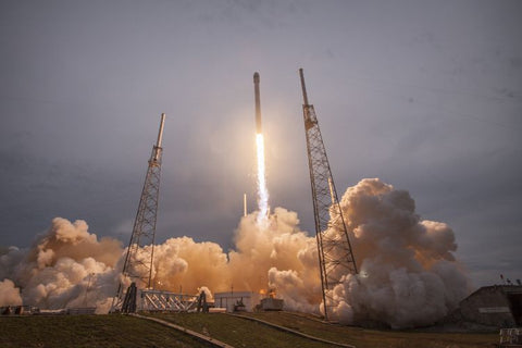 Falcon 9 Thales Launch II