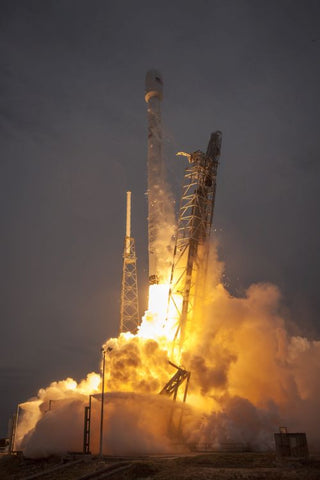 Falcon 9 Thales Launch III