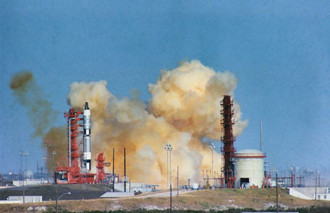 Gemini 6A Launch Abort