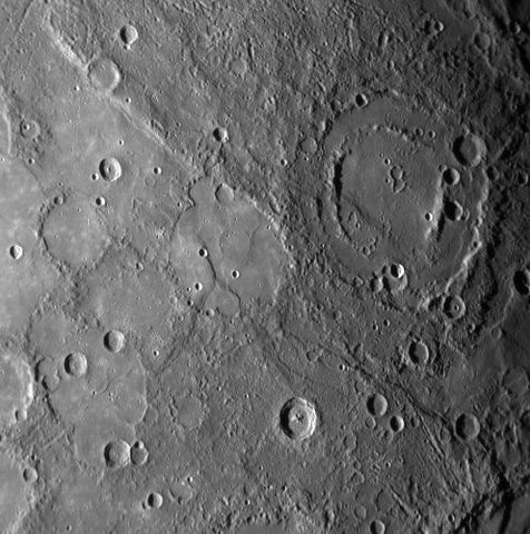Mercury Close Up