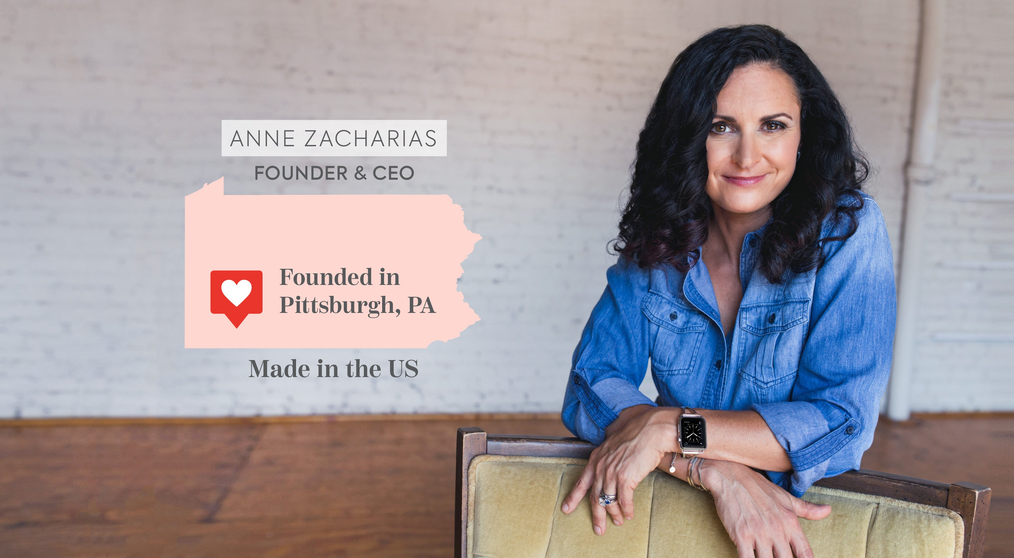 The Ultimate Cuff Apple Watch Jewelry Band Founder Anne Zacharias