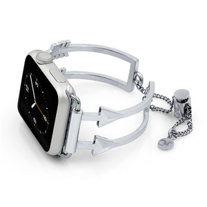 Apple Watch Band Artemis Silver