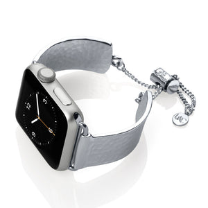 Silver Coco Mini Apple Watch Band