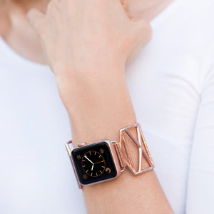 Apple Watch Band Diana Rose Gold