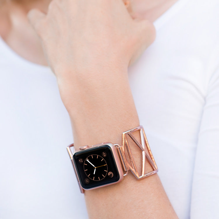 Apple Watch Jewelry Cuff Diana Rose Gold