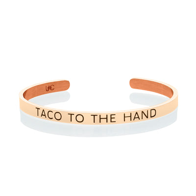 Taco to the Hand Mantra Band by The Ultimate Cuff