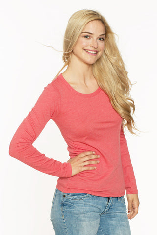 Long Sleeve Crew-Neck Tee