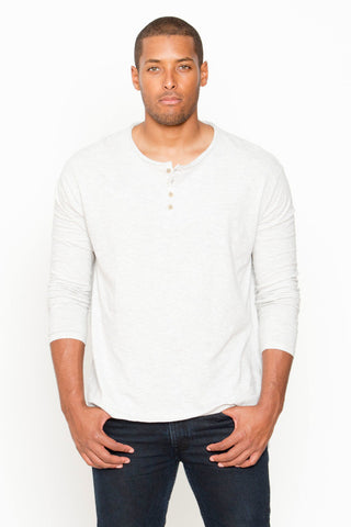 Long Sleeve Lightweight Henley