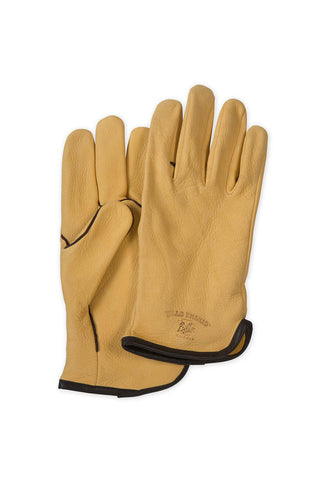 Leather Coldweather Gloves