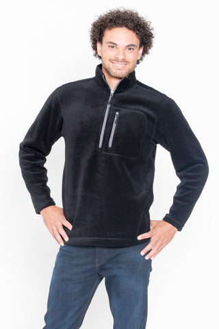 Heavy Weight 1/4 Zip Pullover