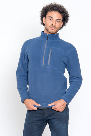 Medium Weight 1/4 Zip Pullover