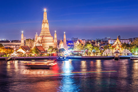 Bangkok: The Adventurous Cookie