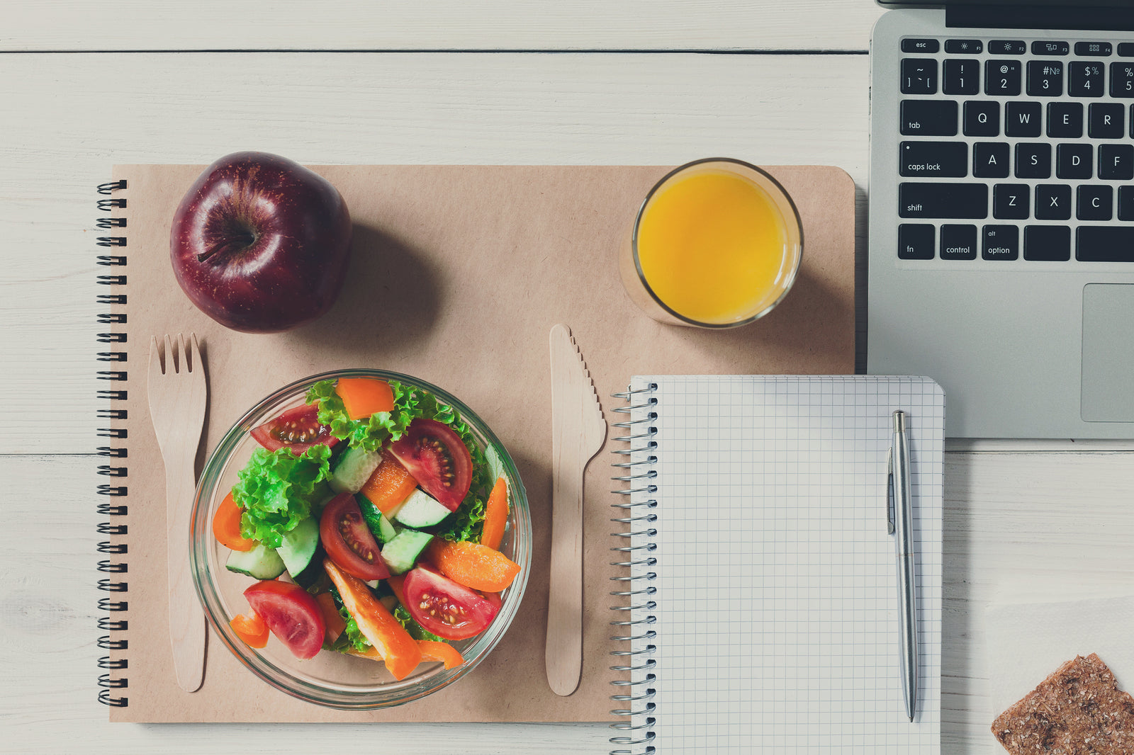 Healthy Eating in the Workplace Improves Employee Engagement