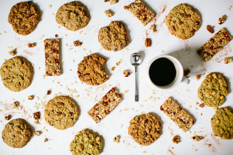 Ree Dolnick On Creating Healthy Snack Bars and Cookies with a Twist