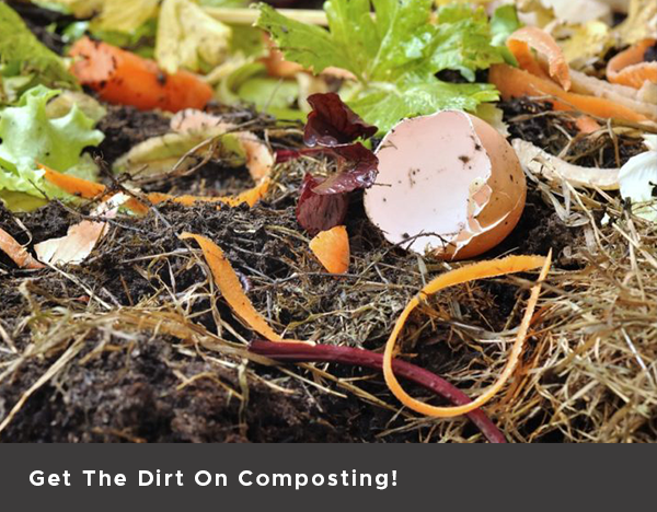 Get The Dirt On Composting!