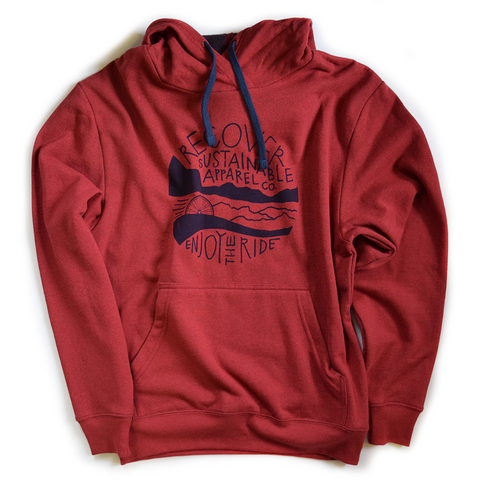 Enjoy the Ride Pullover Hoody - Unisex